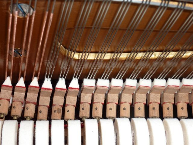 Melbourne expert piano repairer