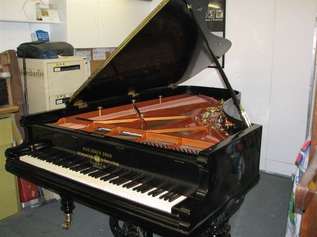 Melbourne piano repair