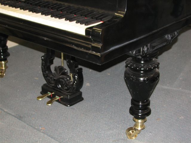 Melbourne piano restoration