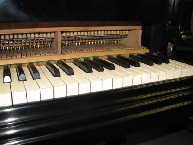 Melbourne piano tuner restoration