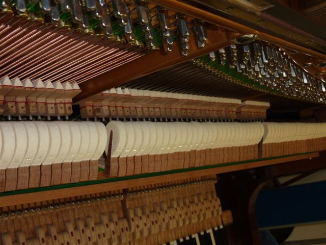 Melbourne quality piano tuning