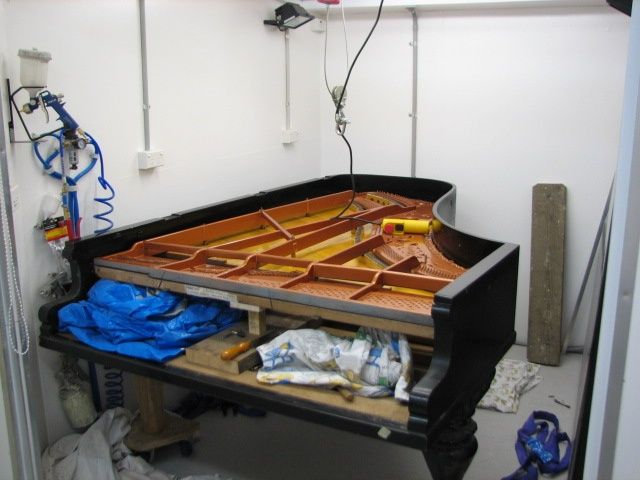 Piano repair in melbourne