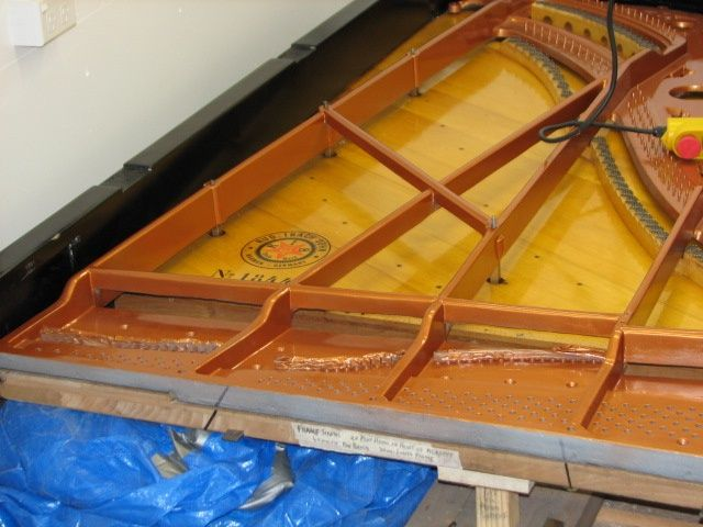 Piano restoration repair in melbourne