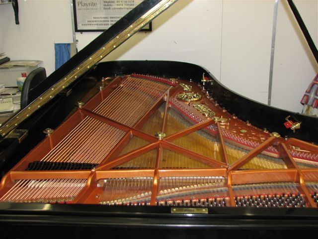 Piano tuning melbourne