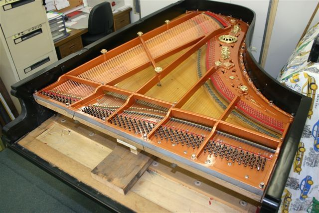 Repair piano in melbourne